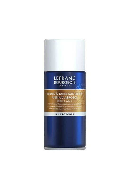 Lefranc Bourgeois  lakkspray - selyemfényű - többféle kiszerelésben
