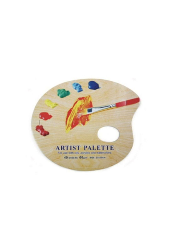 Papír paletta