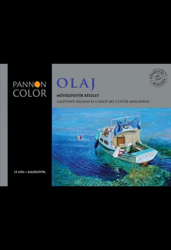 ZSILIP OLAJFESTŐKÉSZLET  - Pannon Color