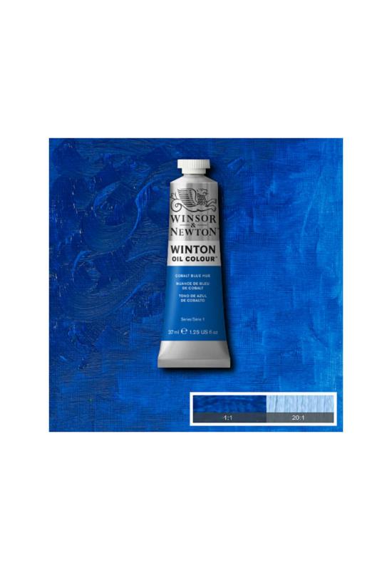 Winsor&Newton Kobalt kék, Olajfesték 37 ml, 179