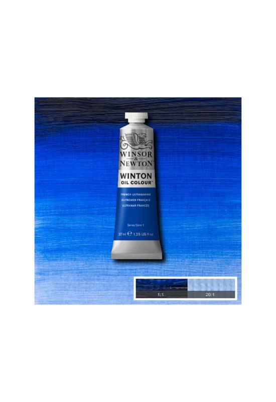 Winsor&Newton Ultramarine kék, Olajfesték 37 ml, 263