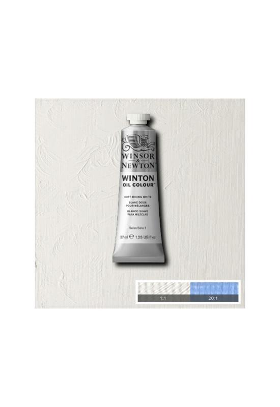 Winsor&Newton Fehér Keveréshez, Olajfesték 37 ml, 415
